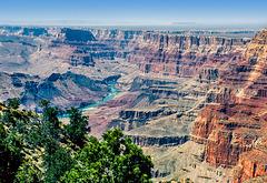 Grand Canyon - Desert View - 1986