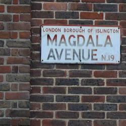 Magdala Avenue, N19