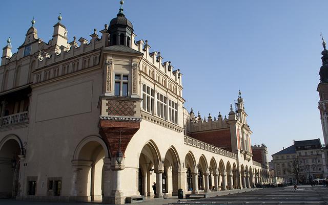 Poland, Krakow Rynek Główny  (#2279)