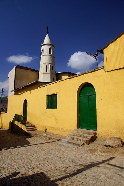 Grand Jami Mosque in Harar