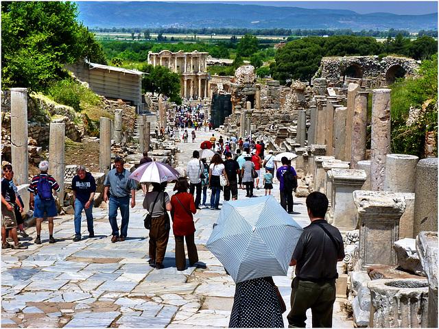 Le rovine di Efeso - (458)