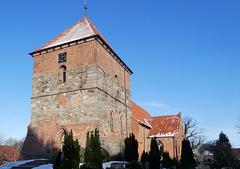 Feldsteinkirche in Selent/ Schleswig-Holstein