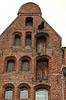 Alter Giebel in Lüneburg