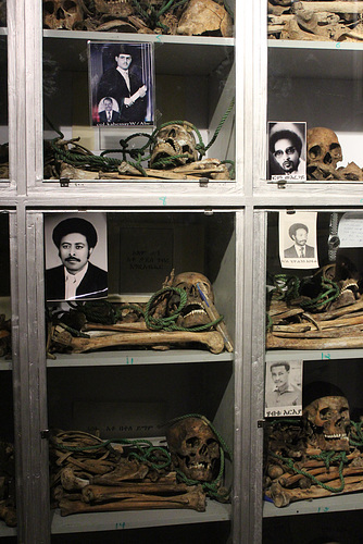 Red Terror Martyrs Memorial Museum, Addis Ababa