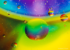 Bubble Abstract 001