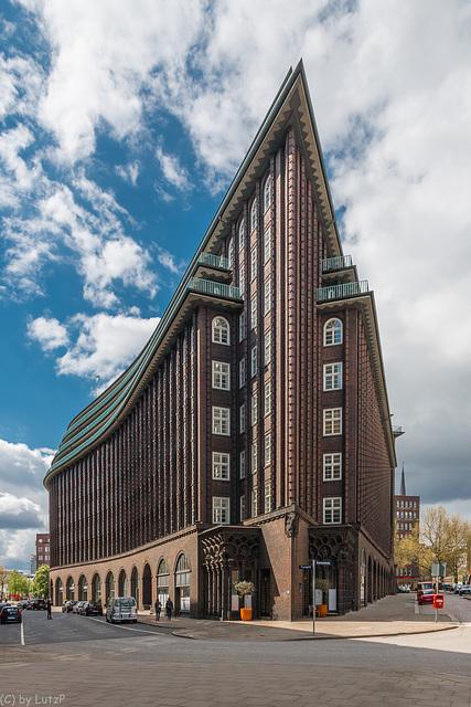 Hamburg - Chilehaus (285°)