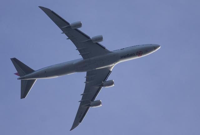 Cargolux Boeing 747-800