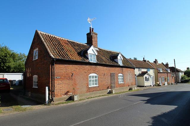 Cottages at Westleton, Suffolk