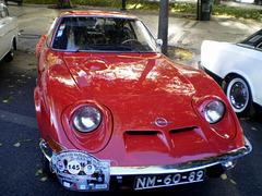 Opel 1900 GT (1969).