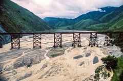 Puente Rio el Toro - Rio Rosario