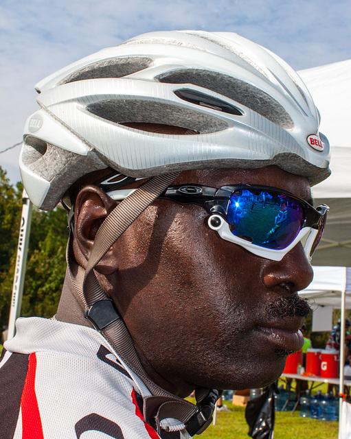 Cyclist profile 2, Bike MS