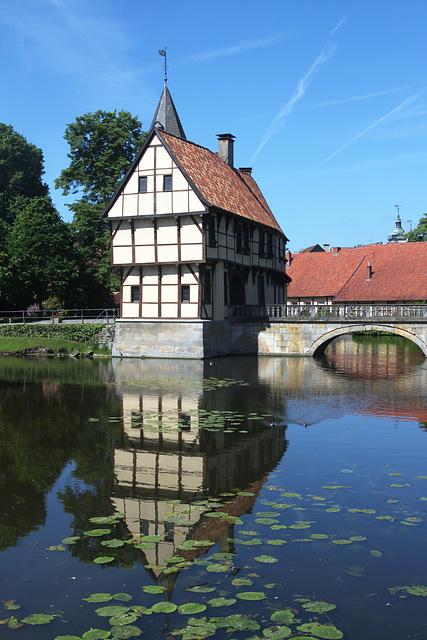 Wasserburg in Steinfurt