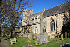 St. Peter's church ~ Navenby ~ Lincolnshire