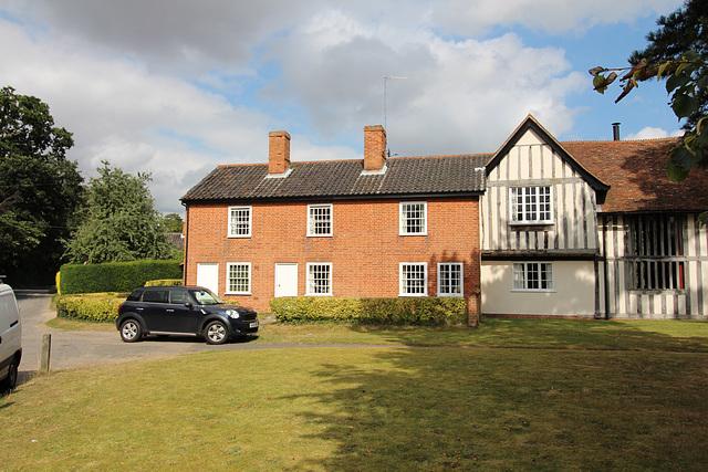 The Knoll, Peasenhall, Suffolk (1)