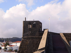Saint Sebastian Fortress.