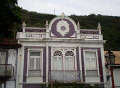 House façade (1934).