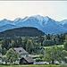 Cordon (74) 5 septembre 2018. Le Mont-Blanc au petit matin.