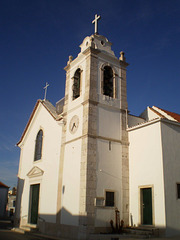 Parish Church of Our Lady of the Safe Journey.