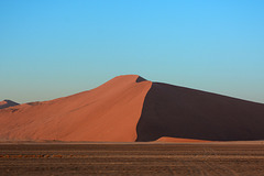 Namibia, The Early Morning at the Sossusvlei National Park