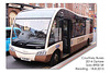 Courtney Buses 2014 OPTARE SOLO 8900 SR - Reading - 18.8.2015