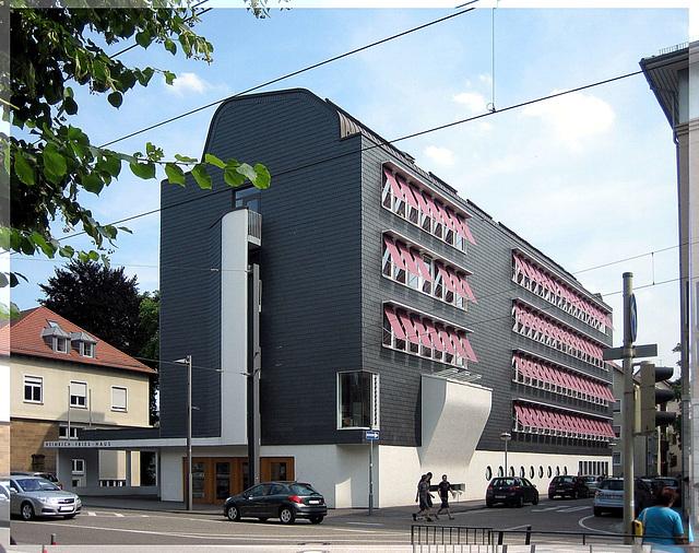 Heilbronn - Heinrich-Fries-Haus