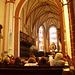Inside Saint John's Cathedral.