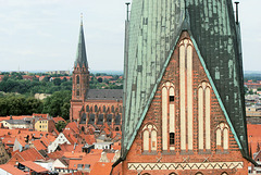 Blick vom Wasserturm Lüneburg