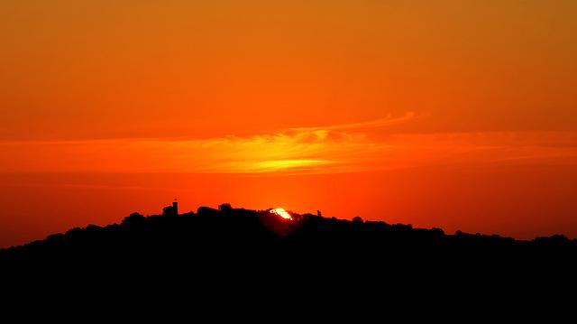 BELFORT; 2015.07.10 Levé du soleil.