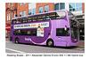 Reading Buses - 2011 Alexander Dennis Enviro 400 - 18.8.2015