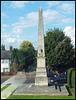 Church Cowley war memorial