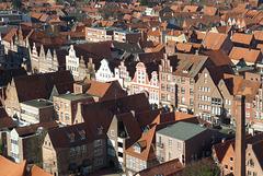 Am Sande in Lüneburg