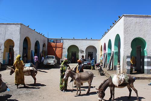 At a Well, Gidir Magala, Harar