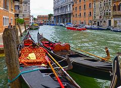 Venedig - In einer Gondel nur wir beide ... Solo noi due in una gondola ...