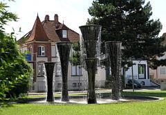 Brunnen in Radolfzell
