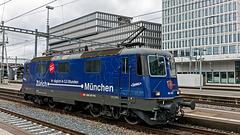 201104 Zuerich Re420 Zue-Muenchen 1