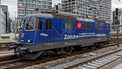 201104 Zuerich Re420 Zue-Muenchen 2