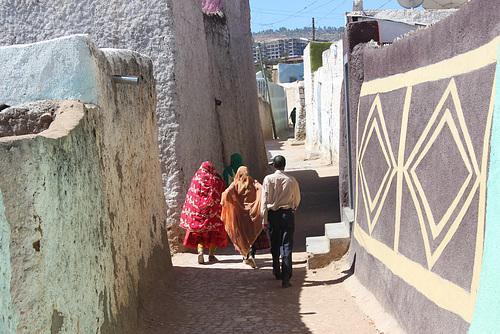In the Lanes of Old Harar (Jegol)