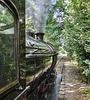 Wensleydale Railway Constable Burton North Yorkshire 1st September 2019