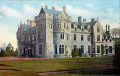 Gartshore House, Kirkintilloch, Dunbartonshire, Scotland (Demolished)