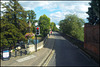 red light at Wallingford Bridge