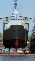 Rotnasen Schiff - Red nosed ship