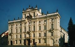 CZ - Prag - Erzbischöfliches Palais