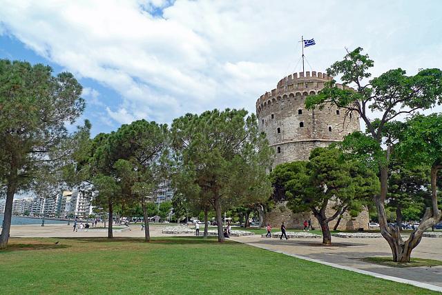 Greece - Thessaloniki, White Tower