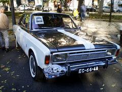 Ford Taunus 17M (1968).