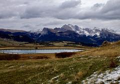 Bergsommer-See auf der Seiser Alm