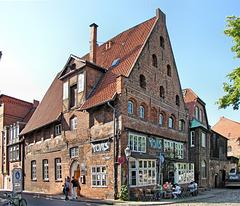 Pons, älteste Kneipe Lüneburgs