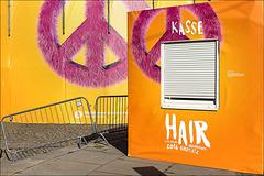 fence.peace.hair. ♫ ♪ ♪ ♫