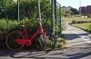red bike - HFF!