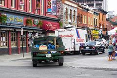 Ottawa, Byward Market Street Scene - 2007 (PiP)