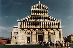 Pisa - Il Duomo Santa Maria Assunta